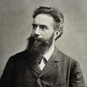'Wilhelm Conrad Roentgen. Photogravure.' . Credit: Wellcome Collection. CC BY